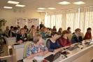 Представление опыта работы Гимназии на Всероссийском уровне – октябрь 2015г.